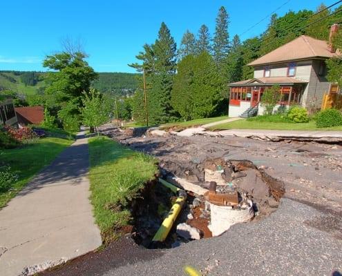 sinkholes mintplumbing